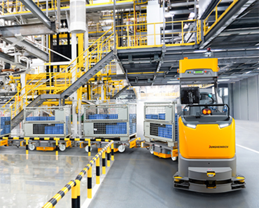 Advanced Warehouse Automation Solutions